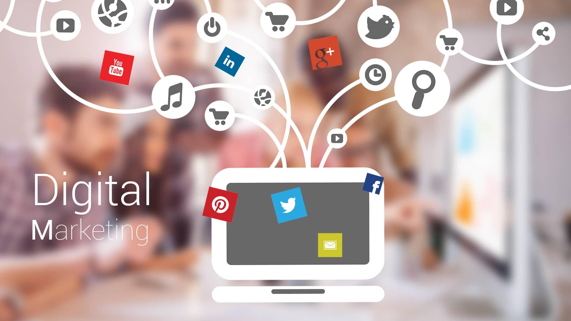 Digital Marketing firm